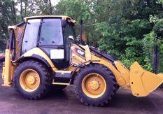 Caterpillar 434F   Цена: